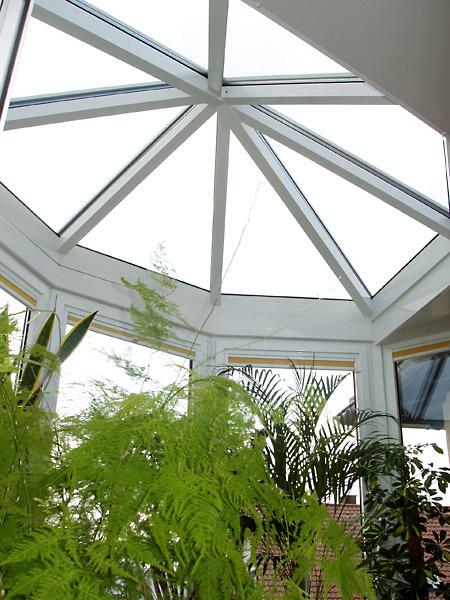 wintergarten mit stahlbalkon wintergarten neu gmbh. Black Bedroom Furniture Sets. Home Design Ideas